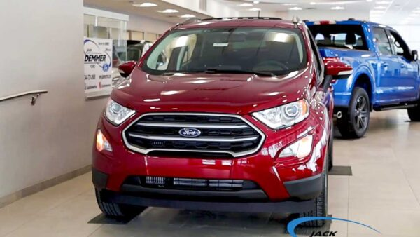 Ford EcoSport export FY 2021
