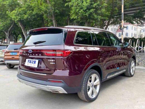 2021 Ford Equator SUV