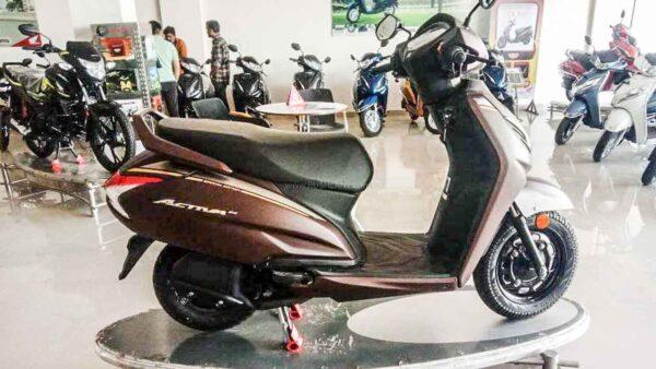 2021 Honda Activa 6G