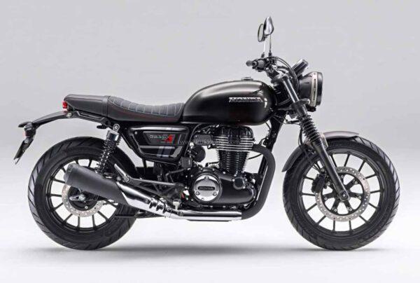 Honda CB350RS Gunmetal Black Metallic