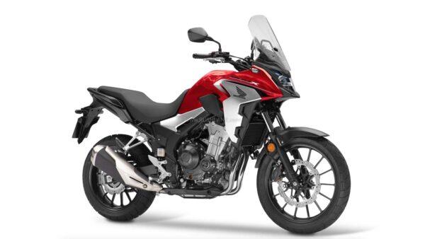 Honda CB500X - India Spec