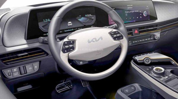 Kia EV6 Electric Car