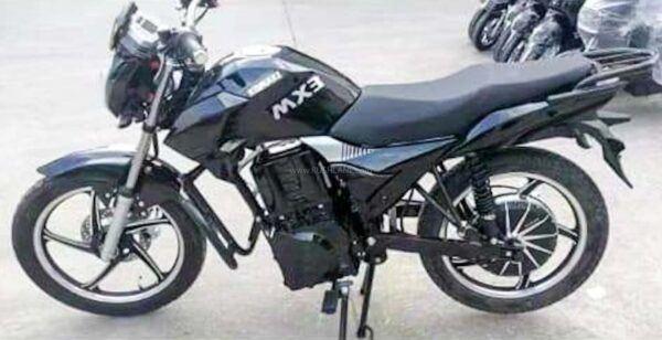 Komaki MX3 Electric Motorcycle