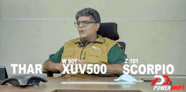 Mahindra Auto CEO, Veejay Nakra