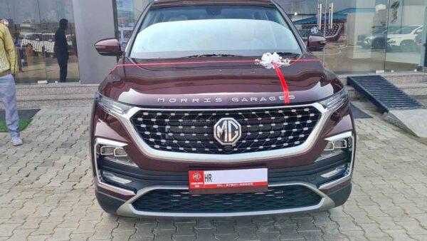 MG Hector Sales Feb 2021