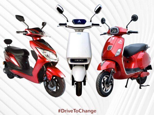 NIJ Automotive Electric scooters -