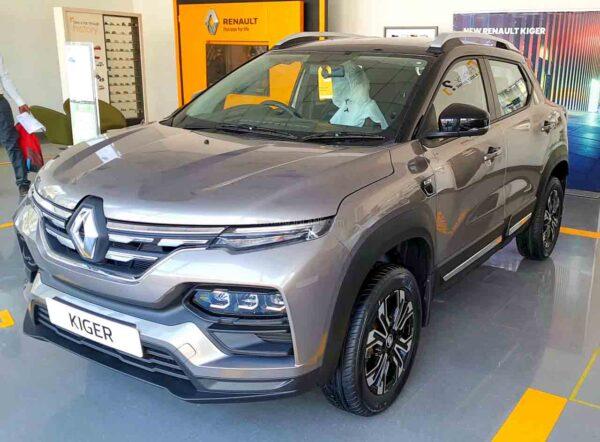 Renault Kiger Price Hike