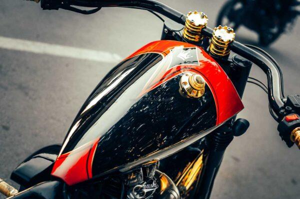 Royal Enfield 500cc Custom By Neev Motorcycles