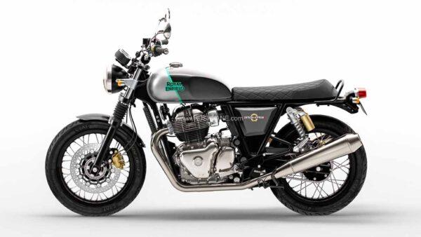New Royal Enfield 650cc