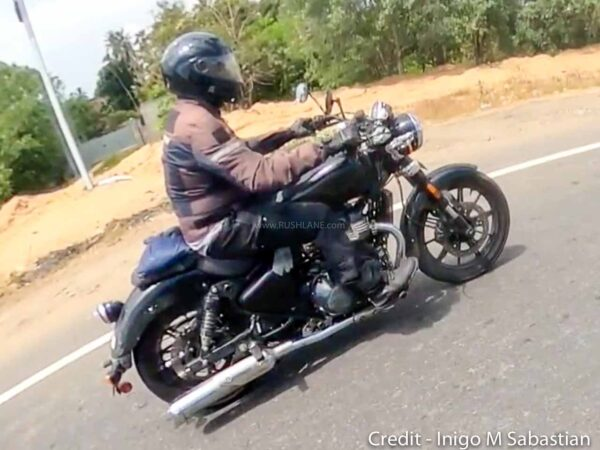 2021 Royal Enfield Cruiser 650cc