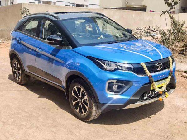 New Tata Nexon Sales