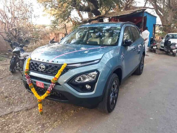 Tata Safari Sales Feb 2021