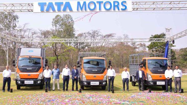 New Tata Ultra Sleek T-Series range of trucks