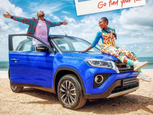 Toyota Urban Cruiser Launched in South Africa
