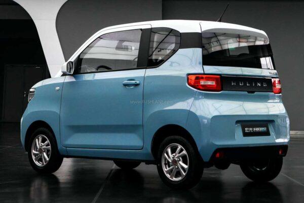 Wuling Hong Guang Electric Car