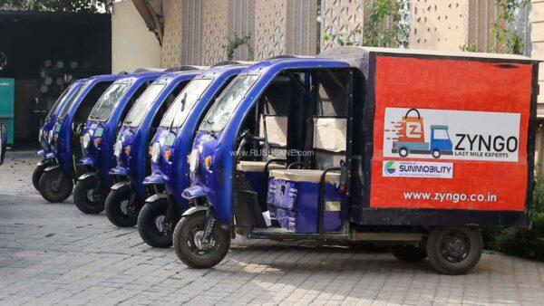 Zyngo Electric Vehicles