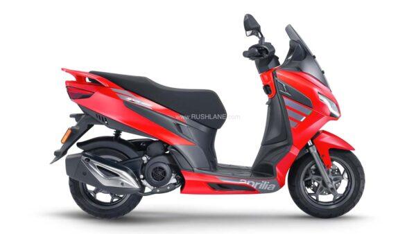 2021 Aprilia SXR 125