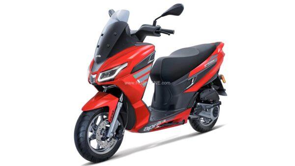 2021 Aprilia SXR 1252021 Aprilia SXR 125