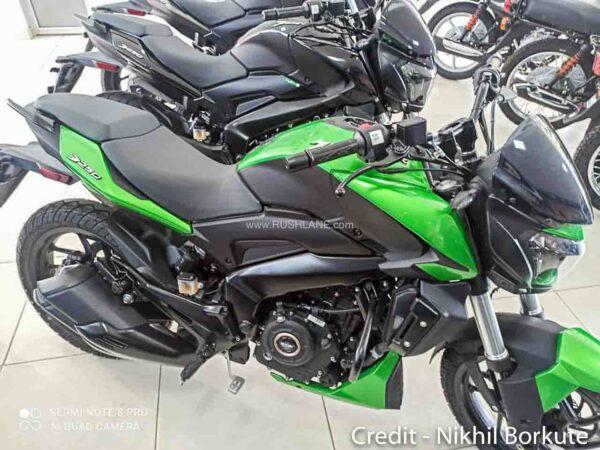 2021 Bajaj Dominar 250 New Colour
