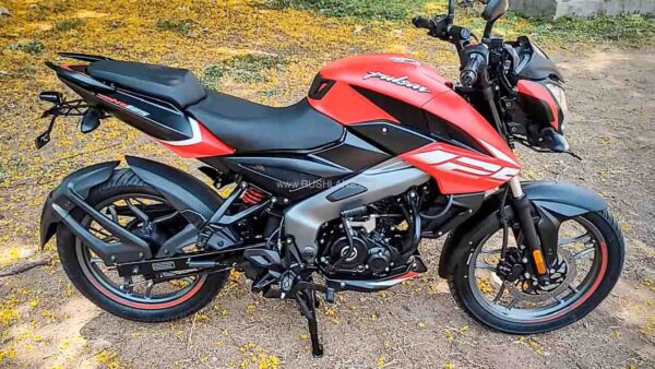 New Bajaj Pulsar 125 NS