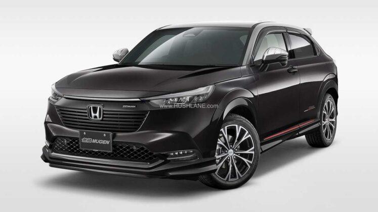 2021 Honda HRV with Mugen Accessories