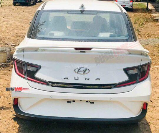 2021 Hyundai Aura