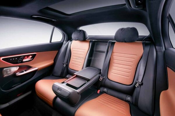 2021 Mercedes C Class L