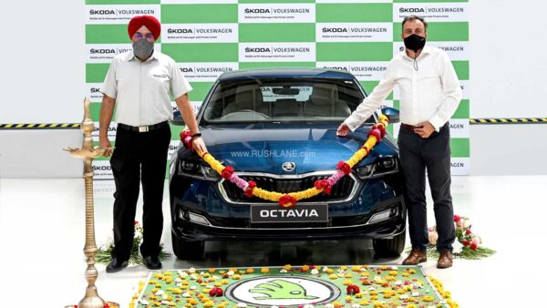 New Skoda Octavia for India
