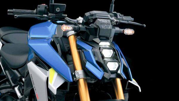 2021 Suzuki GSX S1000