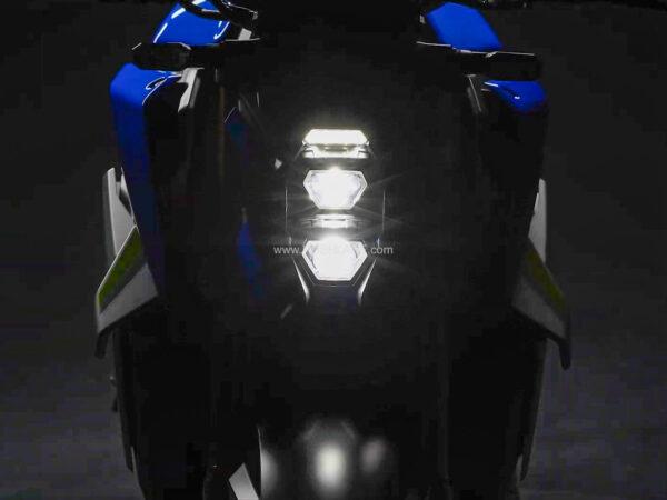 2021 Suzuki GSX S1000 Teaser