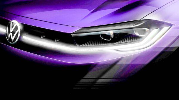 2021 Volkswagen Polo Facelift