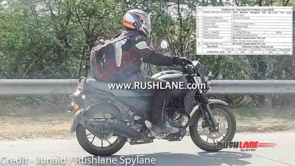 2021 Yamaha FZ-X