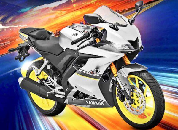 2021 Yamaha R15 New Colour