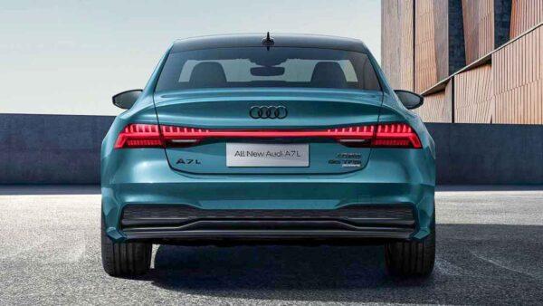 2021 Audi A7 L Sedan