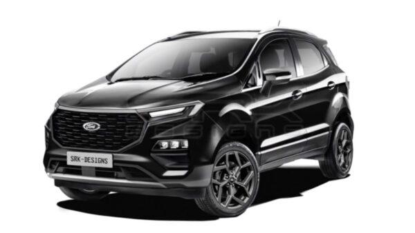 2022 Ford EcoSport