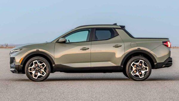 2022 Hyundai Santa Cruz Pickup