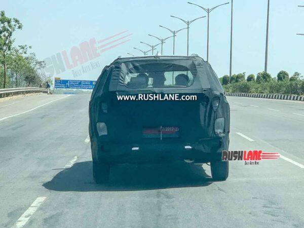 2022 Kia MPV for India