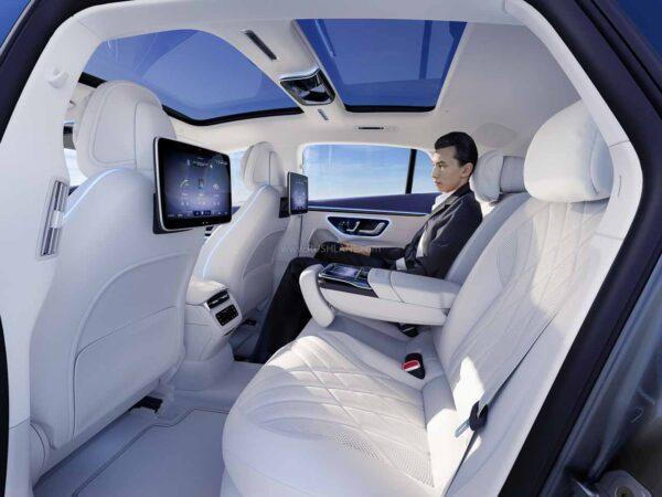 2022 Mercedes EQS Electric