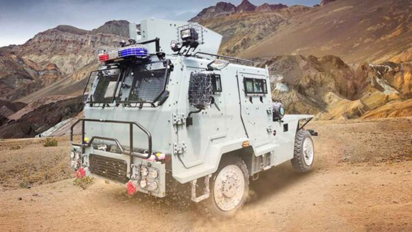 Ashok Leyland delivers first batch of Bullet Proof vehicles to Indian Air Force