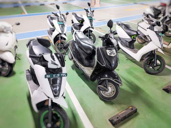 Ather Electric Scooter Sales March 2021