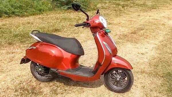 Bajaj Chetak Electric Scooter Hyderabad And Chennai