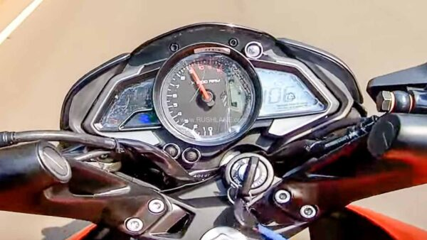 2021 Bajaj Pulsar NS125 Top Speed