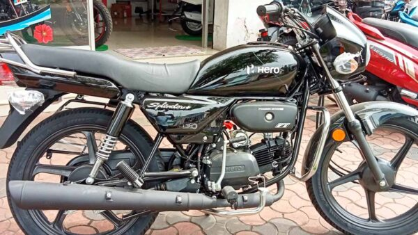 Two wheeler retail sales March 2021