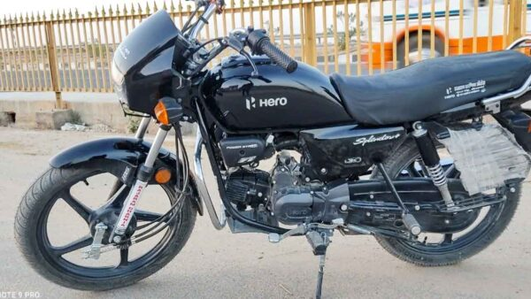 Hero Splendor No 1