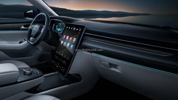 Huawei Electric Hybrid Car