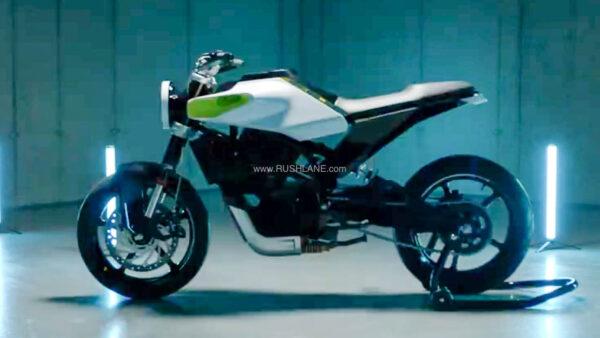 Husqvarna Electric Motorcycle E-Pilen Concept
