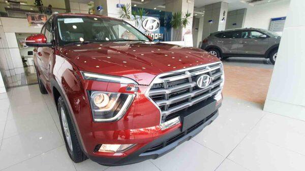 New Hyundai Creta Exports