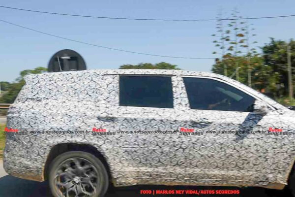 Jeep Compass 7 Seater