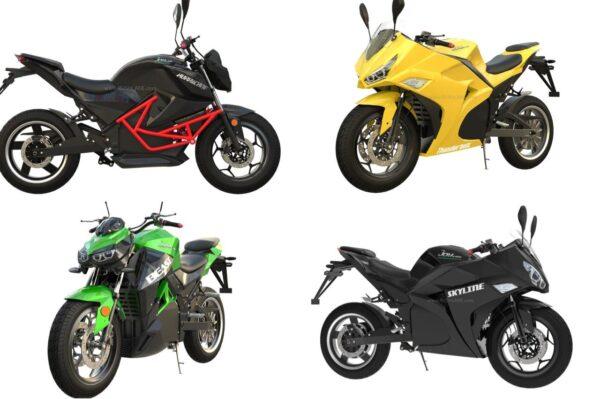 Joy E-Bikes Electric Motorcycles