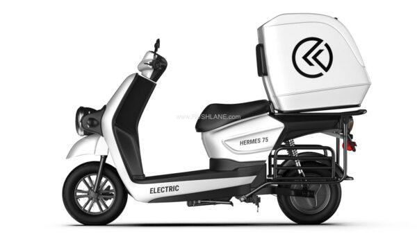 Kabira Hermes 75 Electric Scooter